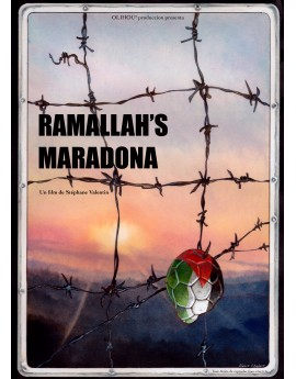 DVD - Ramallah's Maradona